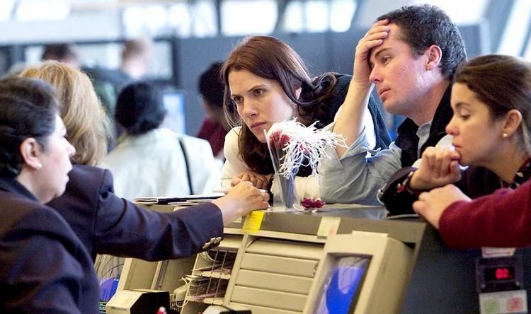 Забастовка авиакомпании что делать