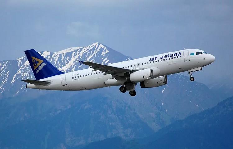 отмена рейса в Казахстане