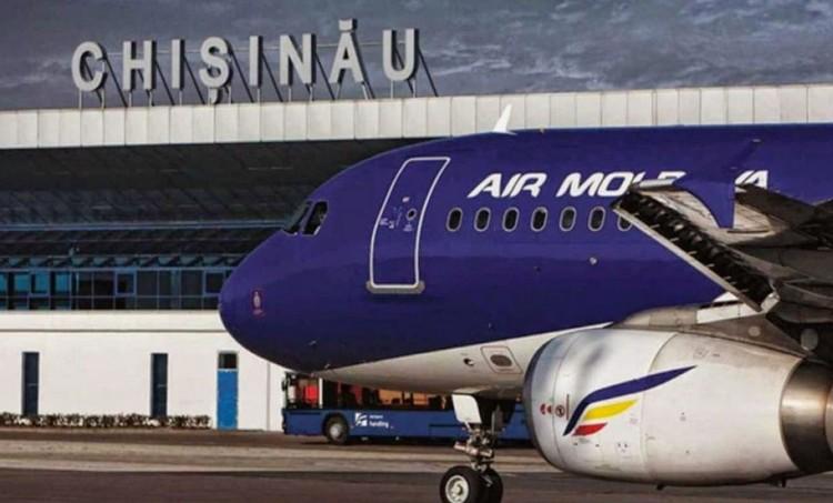задержка и отмена рейса в Молдавии
