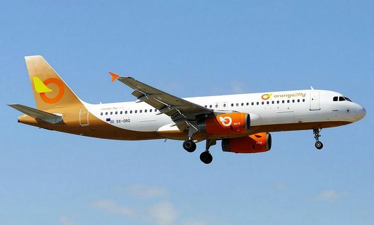 Orange2fly задержка рейсов