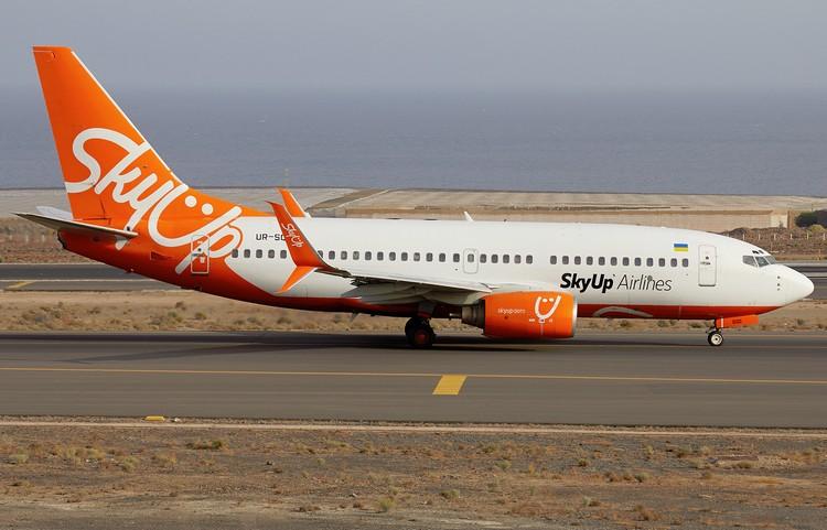 SkyUp Airlines задержка рейса