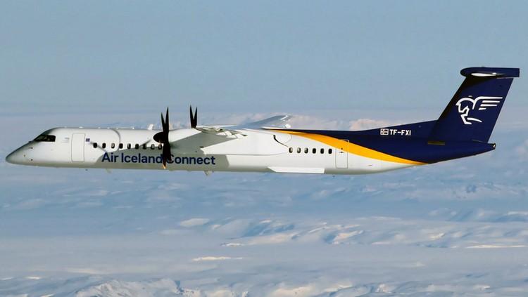 Air Iceland Connect задержка рейса