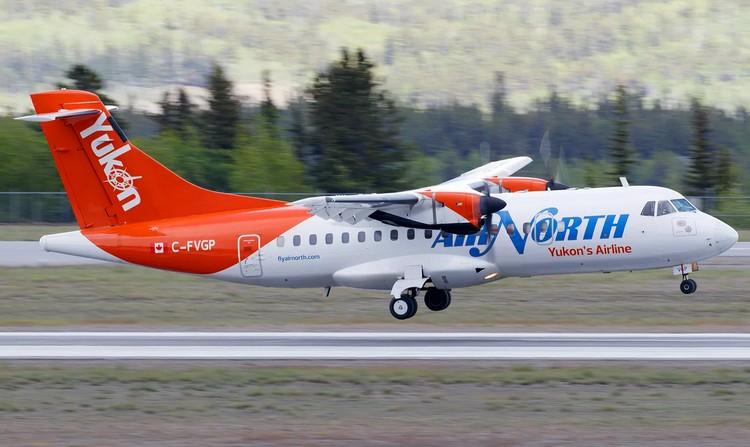Air North задержка рейса