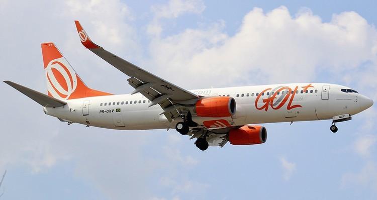 gol airlines задержка рейса