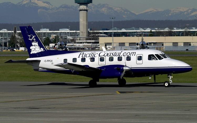 Pacific Coastal Airlines задержка рейса