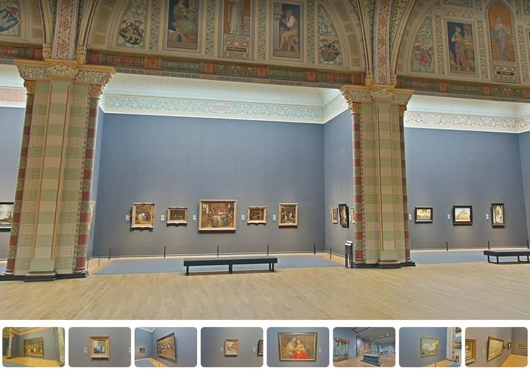 Google Arts бесплатные экскурсии по музеям