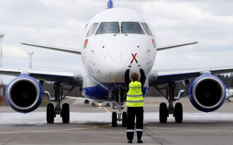 Отмена рейса в Беларуси права пассажиров