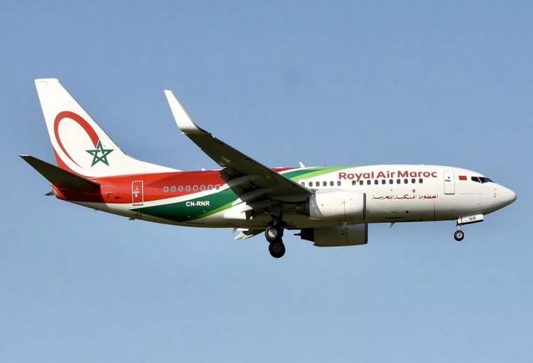 Royal Air Maroc задержка рейса