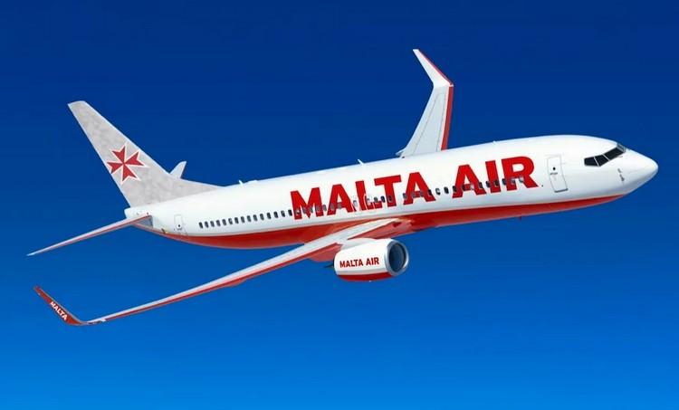 Malta Air задержка рейса