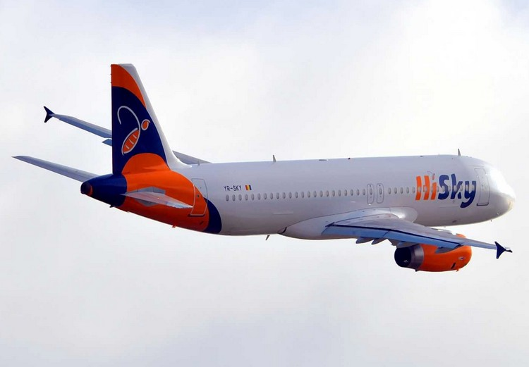 hisky airlines отмена рейса