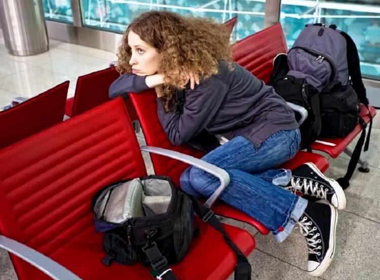 Задержка рейса самолета какая полагается компенсация