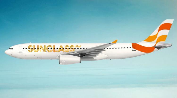 Sunclass Airlines задержка рейса